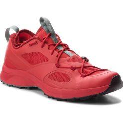 Buty ARC'TERYX - Norvan Vt M 069665-353610 G0 Matador/Balsam Green. Czerwone buty sportowe męskie Arc'teryx, z materiału. W wyprzedaży za 449.00 zł.