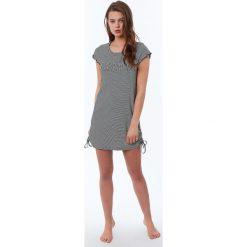 Etam - Koszula nocna Presly. Szare koszule nocne damskie Etam, z bawełny. Za 119.90 zł.