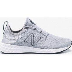 New Balance - Buty MCRUZHG. Szare buty sportowe męskie New Balance, z materiału. W wyprzedaży za 239.90 zł.