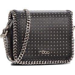 Torebka NOBO - NBAG-F1100-C020 Czarny. Czarne torebki do ręki damskie Nobo, ze skóry ekologicznej. W wyprzedaży za 139.00 zł.