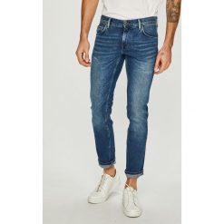 Tommy Hilfiger - Jeansy Denton. Niebieskie jeansy męskie Tommy Hilfiger. Za 449.90 zł.