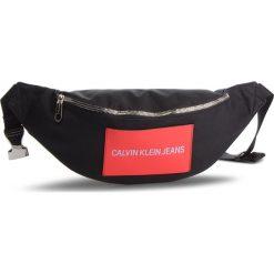 Saszetka nerka CALVIN KLEIN JEANS - Sp Essential+Street Pack K40K080300  Black 001. Czarne saszetki męskie Calvin Klein Jeans, z jeansu, młodzieżowe. Za 299.00 zł.
