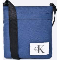 Calvin Klein Jeans - Saszetka. Szare saszetki męskie Calvin Klein Jeans, z jeansu, casualowe. W wyprzedaży za 159.90 zł.