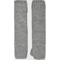 Answear - Rękawiczki Nomad. Czerwone rękawiczki damskie ANSWEAR, z dzianiny. Za 29.90 zł.