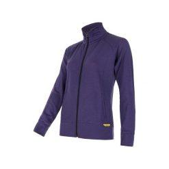 Sensor Bluza Merino Wool 330 W Purple S. Bluzy sportowe damskie Sensor. W wyprzedaży za 229.00 zł.