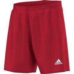 Adidas Spodenki męskie Parma 16 Short czerwone r. XS (AJ5881). Krótkie spodenki sportowe męskie marki bonprix. Za 39.00 zł.