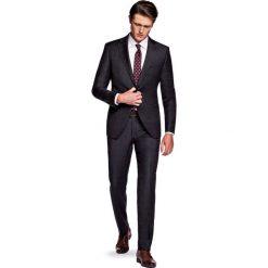 Garnitur Szary Oakland. Szare garnitury męskie LANCERTO, z tkaniny. W wyprzedaży za 699.90 zł.