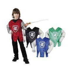 Koszula rycerza dla dzieci 4-6 lat - 4 kolory. Koszule dla chłopców marki bonprix. Za 50.50 zł.