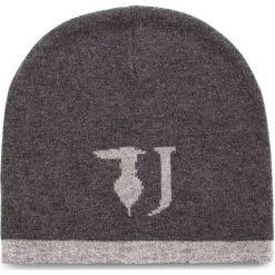 Czapka TRUSSARDI JEANS - Hat Logo Mixed 57Z00099 E650. Szare czapki i kapelusze męskie TRUSSARDI JEANS. Za 169.00 zł.