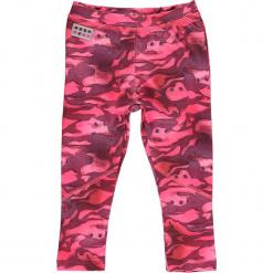 Legginsy w kolorze różowym. Legginsy dla dziewczynek marki OROKS. W wyprzedaży za 62.95 zł.