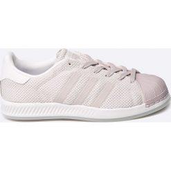 Adidas Originals - Buty Superstar Bounce W Icepur. Szare obuwie sportowe damskie adidas Originals, z materiału. W wyprzedaży za 239.90 zł.