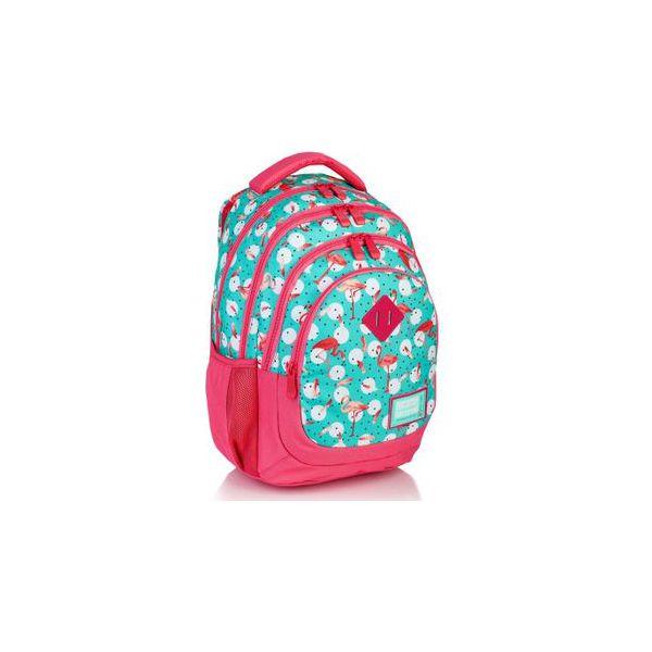 61372bbef091f Plecak szkolny mini Astra Head HD-198 we flamingi - Torby i plecaki ...