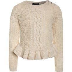 Polo Ralph Lauren FASHION  Sweter cream. Swetry damskie marki bonprix. Za 439.00 zł.