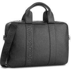 Torba na laptopa EMPORIO ARMANI - Y4P097 YG89J 81072  Black. Czarne torby na laptopa damskie Emporio Armani, ze skóry ekologicznej. W wyprzedaży za 859.00 zł.