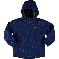"""Kurtka zimowa """"Konrod"""" w kolorze granatowym. Niebieskie kurtki i płaszcze dla chłopców marki Color Kids, na zimę. W wyprzedaży za 129.95 zł."""