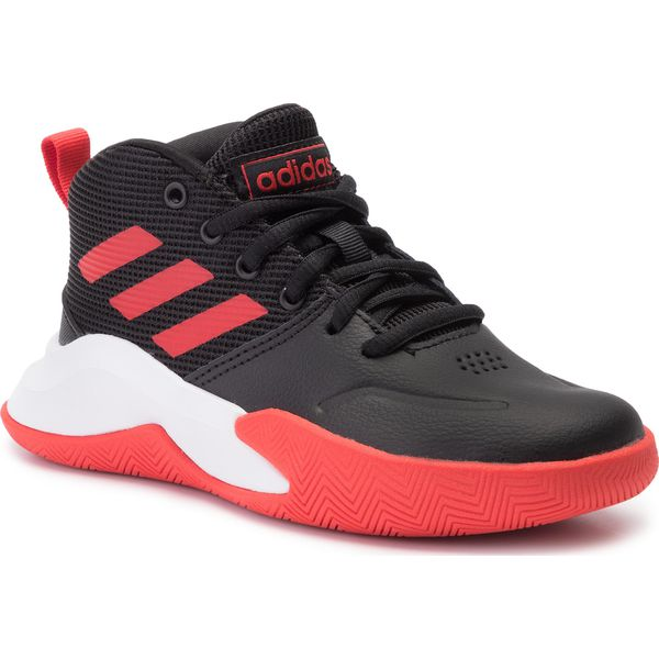 ddc02e5e0 Buty adidas - Ownthegame K Wide EF0309 Cblack/Actred/Ftwwht ...