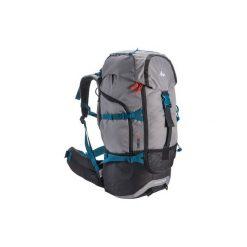 Plecak trekkingowy Forclaz 50 l. Szare plecaki damskie QUECHUA, z materiału. Za 129.99 zł.