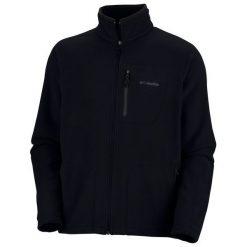 Columbia Bluza Męska Fast Trek Ii Full Zip Fleece Black S. Czarne bluzy męskie Columbia. Za 195.00 zł.