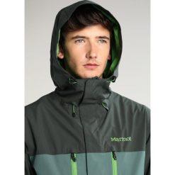 Marmot SUGARBUSH Kurtka narciarska dark spruce/mallard green. Kurtki snowboardowe męskie Marmot, z materiału. W wyprzedaży za 944.10 zł.