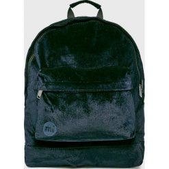 Mi-Pac - Plecak. Czarne plecaki damskie Mi-Pac, z elastanu. W wyprzedaży za 149.90 zł.