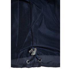 Mikkline BOYS JACKET SOLID Kurtka puchowa blue nights. Kurtki i płaszcze dla dziewczynek mikk-line, na zimę, z materiału. W wyprzedaży za 413.10 zł.