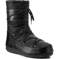 Śniegowce MOON BOOT - W.E. Soft Shade Mid 24004600001  Black. Czarne śniegowce i trapery damskie Moon Boot, z materiału. Za 559.00 zł.