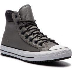 Trampki CONVERSE - Ctas Pc Boot Hi 162414C Mason/Black/White. Szare trampki męskie Converse, z gumy. W wyprzedaży za 309.00 zł.