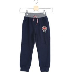 Granatowe Spodnie Dresowe Give In To Me. Niebieskie spodnie sportowe dla chłopców Born2be, z dresówki. Za 29.99 zł.
