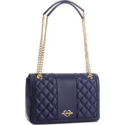 Torebka LOVE MOSCHINO - JC4000PP16LA0750  Blu. Niebieskie torebki do ręki damskie Love Moschino, ze skóry ekologicznej. Za 919.00 zł.