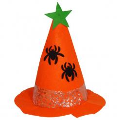 Wyprzedaż Dekoracja Halloween Kapelusz Zabawka. Czerwone czapki dla dzieci Wyprzedaż. Za 11.08 zł.