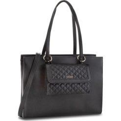 Torebka GUESS - HWVG70 99230  BLA. Czarne torebki do ręki damskie Guess, ze skóry ekologicznej. W wyprzedaży za 599.00 zł.