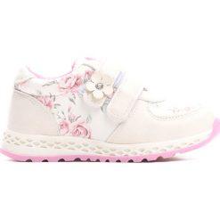 Białe Buty Sportowe Contour. Białe buty sportowe dziewczęce Born2be, z materiału. Za 59.99 zł.