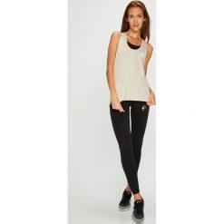 Nike Sportswear - Top. Szare topy damskie Nike Sportswear, z bawełny, z okrągłym kołnierzem, bez rękawów. Za 119.90 zł.