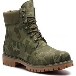 Trapery TIMBERLAND - 6 In Premium Fabric Boot TB0A1U9IA581 Grape Leaf. Zielone śniegowce i trapery męskie Timberland, z gumy. W wyprzedaży za 529.00 zł.