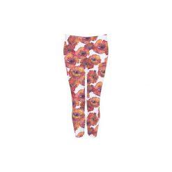 Legginsy CP-011  279. Różowe legginsy damskie Colour Pleasure, z dzianiny. Za 99.00 zł.