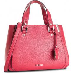 Torebka LIU JO - M Satchel N68013 E0033  91656. Czerwone torebki do ręki damskie Liu Jo, ze skóry ekologicznej. Za 599.00 zł.