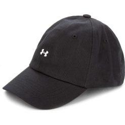Czapka z daszkiem UNDER ARMOUR - Favorite Logo Cap 1306295-001 Czarny. Czarne czapki i kapelusze damskie marki Sinsay. Za 79.95 zł.