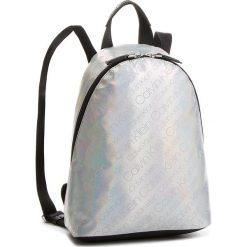 Plecak CALVIN KLEIN - City To Beach Backpack K60K604298 908. Szare plecaki damskie Calvin Klein, z materiału, eleganckie. Za 549.00 zł.