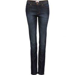 Wygodne dżinsy ze stretchem CLASSIC bonprix ciemnoniebieski. Jeansy damskie marki bonprix. Za 79.99 zł.