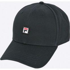 Fila - Czapka. Czarne czapki i kapelusze męskie Fila. W wyprzedaży za 99.90 zł.