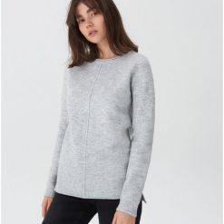 Sweter - Jasny szar. Szare swetry damskie House. Za 79.99 zł.