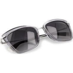 Okulary przeciwsłoneczne FURLA - Elisir 919655 D 143F REM Onyx/Petalo. Szare okulary przeciwsłoneczne damskie Furla. Za 835.00 zł.