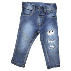 Carodel Spodnie Dżinsowe Chłopięce Monster 86 Niebieskie. Jeansy dla chłopców marki Reserved. Za 49.00 zł.