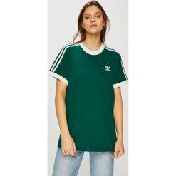 Adidas Originals - Top. Topy damskie marki Tommy Jeans. Za 129.90 zł.