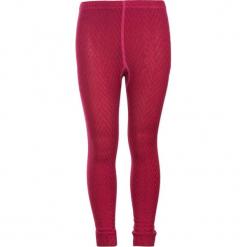 """Legginsy """"Legacy"""" w kolorze różowym. Legginsy dla dziewczynek marki OROKS. W wyprzedaży za 42.95 zł."""