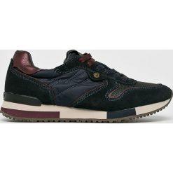 Wrangler - Buty. Czarne buty sportowe męskie Wrangler, z materiału. W wyprzedaży za 299.90 zł.
