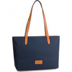 Torebka WITTCHEN - 87-4E-432-7 Granatowy. Niebieskie torebki do ręki damskie Wittchen, z materiału. W wyprzedaży za 359.00 zł.