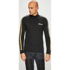 Ellesse - Longsleeve. Szare bluzki z długim rękawem męskie Ellesse, z bawełny, z golfem. W wyprzedaży za 179.90 zł.