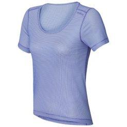 Odlo Koszulka damska Cubic Trend niebieska r. XS (140481). T-shirty damskie Odlo. Za 65.74 zł.