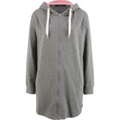 Bluza rozpinana z długim rękawem bonprix szary melanż. Bluzy damskie marki KALENJI. Za 79.99 zł.